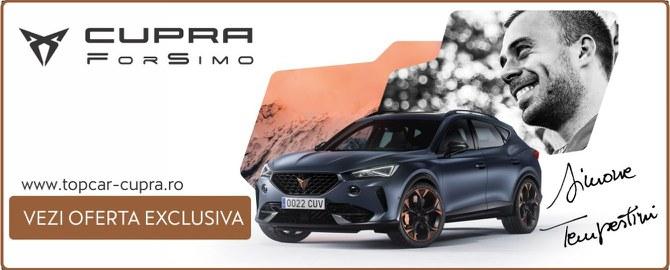 Topcar Transilvania - Dealer auto SEAT