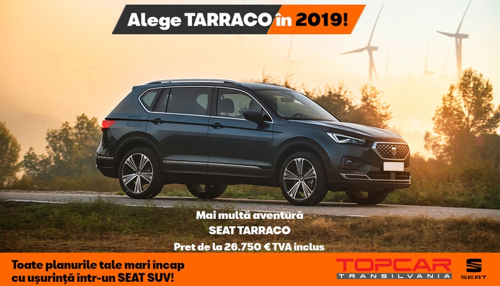 SEAT Tarraco - TOPCAR Cluj