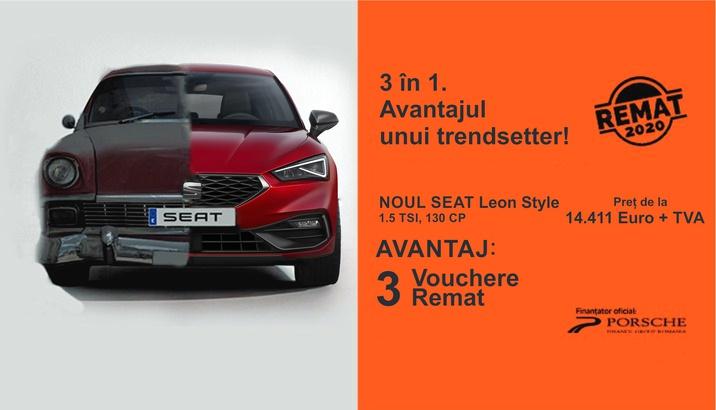 Noul SEAT Leon Remat 2020 mic