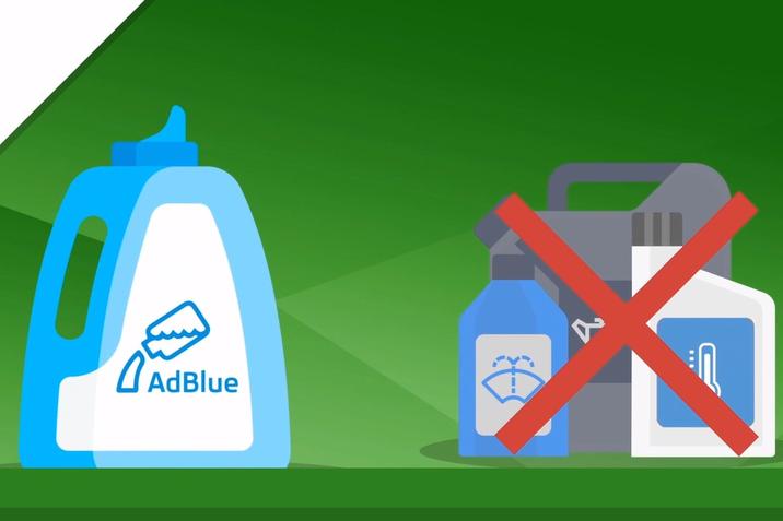 Lichidul AdBlue pentru SEAT